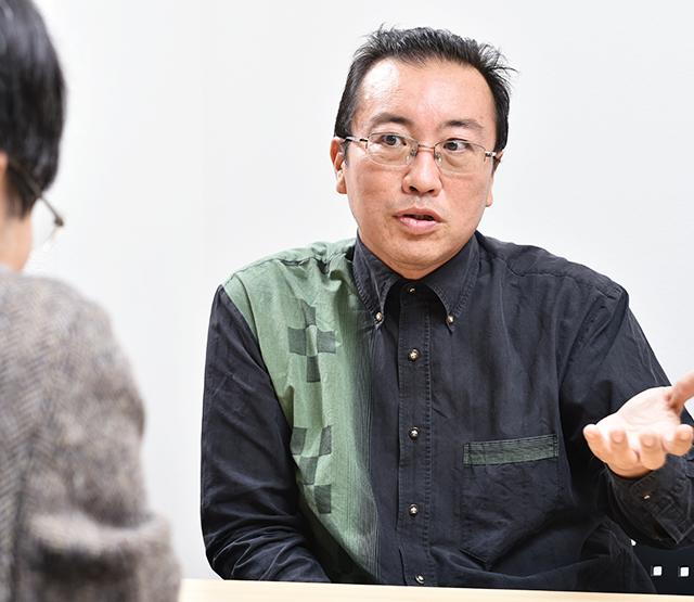池間 真吾さん(46)血液透析歴 8年 写真2