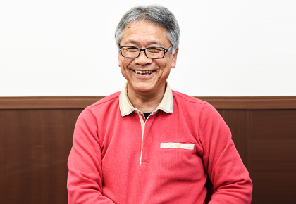 古山 正樹(こやま まさき)さん(60)血液透析歴 9年