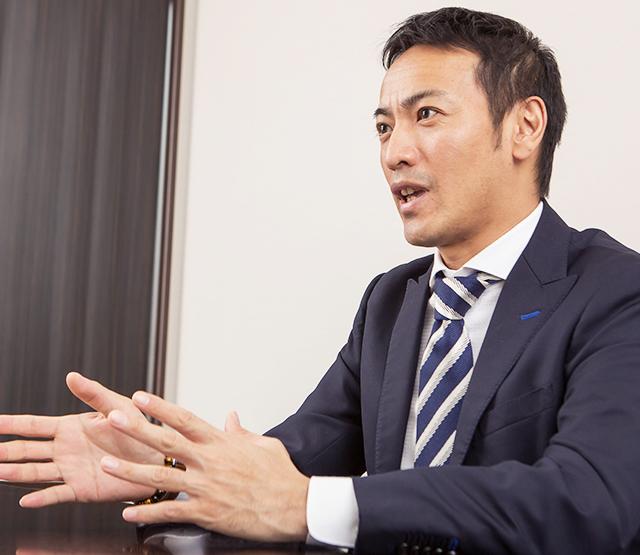 梶原 健太郎(かじわら けんたろう)さん(39)血液透析歴7カ月 写真1