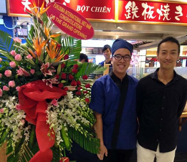 ベトナムでレストラン開業のお手伝い