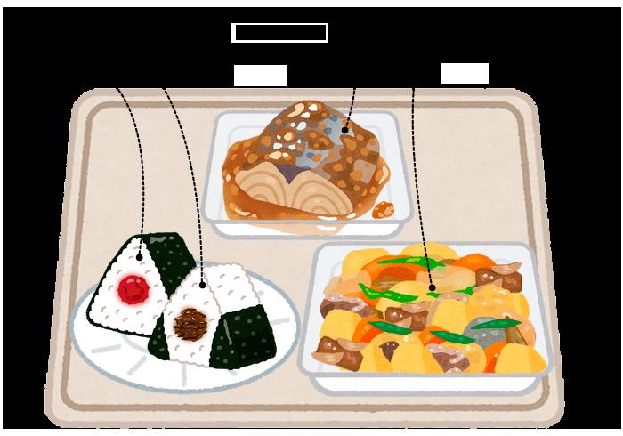 レシピ5 お惣菜の楽しみ方 透析レシピ 笑顔でいきいき 透析 新 ライフ