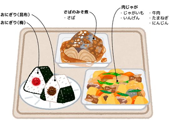 お惣菜の楽しみ方